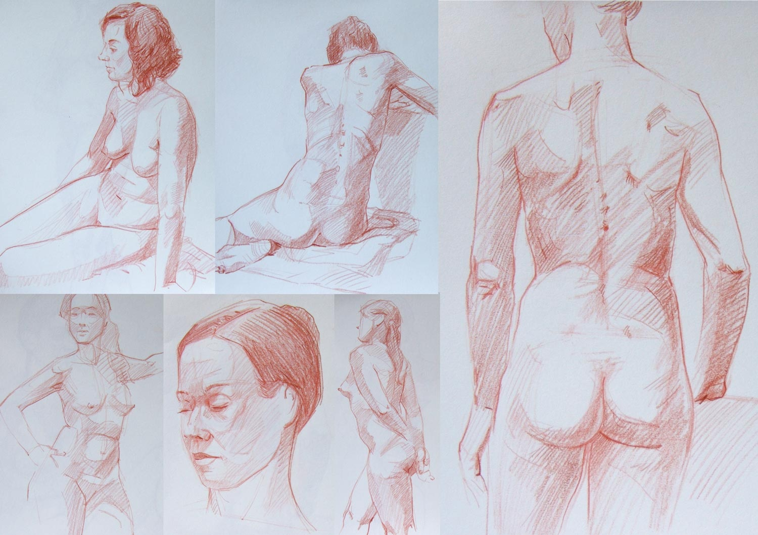 Teaching Life Drawing – Brian Gallagher