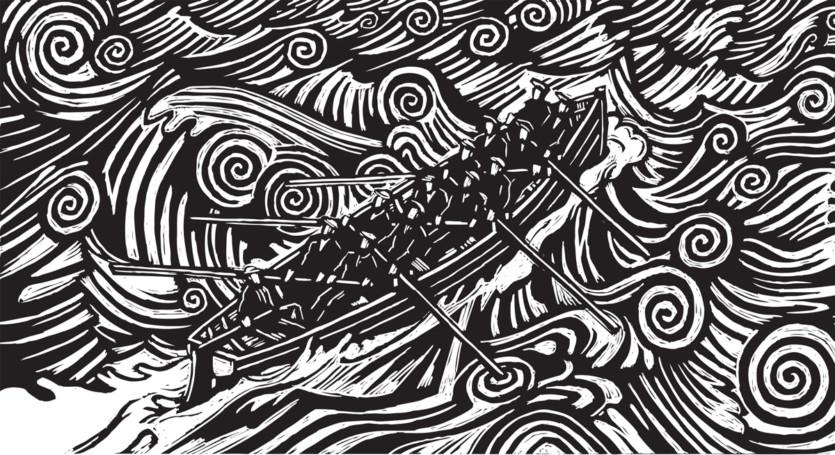 Boat-Spirals