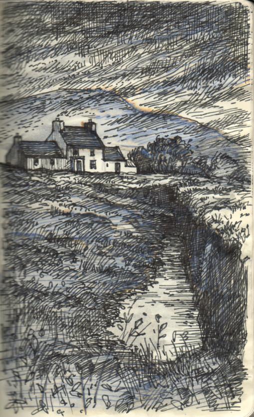 Bank Sketch